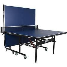 portable table tennis table portable ping pong set ebay