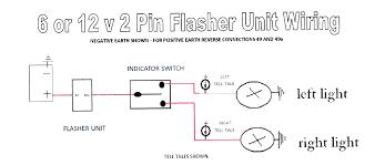 universal turn signal wiring diagram throughout switch
