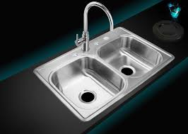 kitchen breathtaking afa cubeline double undermount kitchen sink