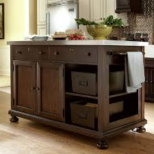 pottery barn kitchen island movable kitchen islands pottery barn the clayton design modern