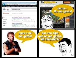 Memes De Chuck Norris - memes de chuk norris imágenes taringa