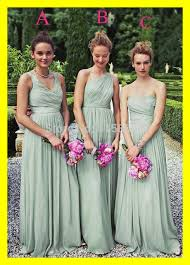 bridesmaids dresses different styles same color dressed for less