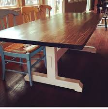 Best Farmhouse Dining Table Styles Images On Pinterest - Kitchen table styles
