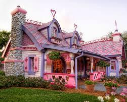 wallpaper cute house little pink house widescreen wallpaper wide wallpapers net