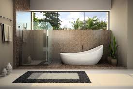 finished bathroom ideas style cool japanese cherry blossom bathroom set an ofuro soaking