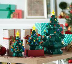 mr set of 2 7 miniature nostalgic tabletop trees page