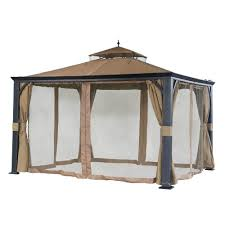 Patio Gazebos by Outdoor Sunjoy Gazebo Sunjoy Hardtop Gazebo Instructions