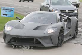 ford supercar interior 2017 ford gt interior spied during testing