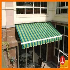 Retractable Waterproof Awnings Curtain Times Retractable Waterproof Awning Balcony In Arm Awning