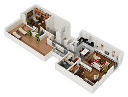 3d apartment apartment plans google search home design pinterest 3d