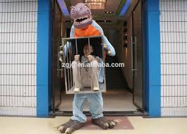 dino halloween costume customized dinosaur cage halloween costume buy dinosaur cage
