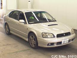 used subaru for sale 1999 subaru legacy b4 silver for sale stock no 51013 japanese