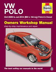 vw polo 09 14 haynes repair manual haynes publishing
