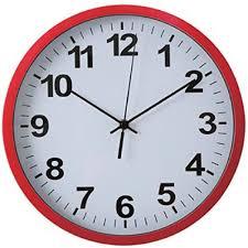 non ticking wall clock walmart wall clocks decoration
