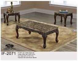 brown coffee table set comfort night scarborough ontario m1r 3a4