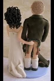 Funny Wedding Cake Toppers De 18 Bästa Wedding Cake Bilderna På Pinterest