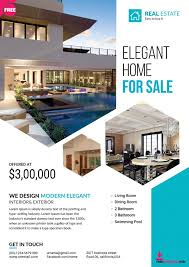 free real estate flyer templates best sles templates