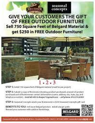 Seasonal Concepts Patio Furniture Semco Outdoor Semcooutdoor Twitter