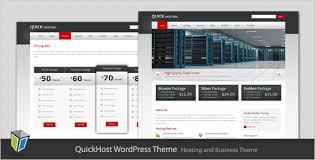 30 creative hosting wordpress themes the design hill