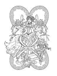 red queen of wonderland lines by deviantashtareth deviantart com