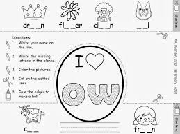 the primary techie fun with ou and ow ideas for learning new sounds