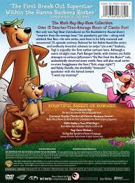 the huckleberry hound show amazon com the yogi bear show the complete series various