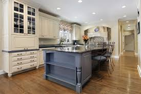 kitchen island different color than cabinets 30 custom luxury kitchen designs that cost more than 100 000 gray