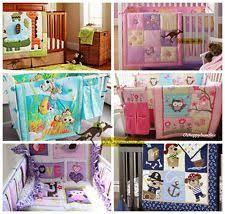 Baby Boy Cot Bedding Sets Nursery Cot Bedding Sets For Boys Ebay