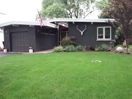 mid century modern home exterior paint colors interior design