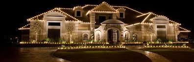 Outdoor Chrismas Lights Houston Dallas Lighting Led Or Incandescent