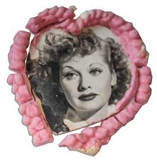 lot detail lucille ball bridal lot 5 items from her 1949