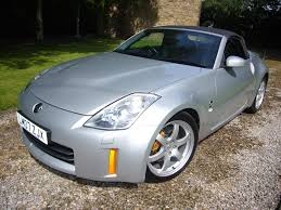 used nissan 350z used nissan 350z cars for sale motors co uk