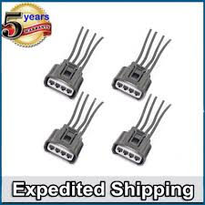 lexus gs300 for sale brunei ignition coil plug wiring connector pig tail 4 pin cr11885 4pcs