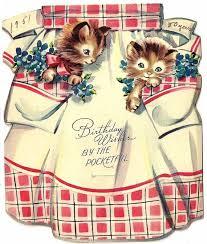 328 best vintage greeting cards images on vintage