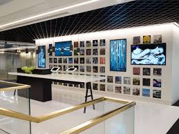 office canteen design estée lauder u0027s london office is beyond cool