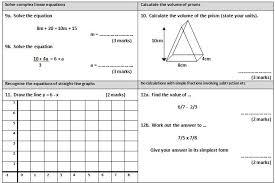 gcse maths worksheet 3 maths gcse pinterest gcse math gcse