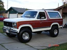 family car ford 1984 ford bronco had one almost identical to this served my