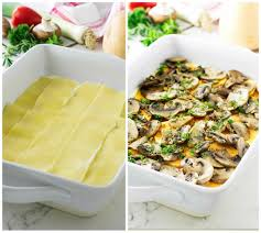 fresh vegetable lasagna with homemade spelt noodles savor the best