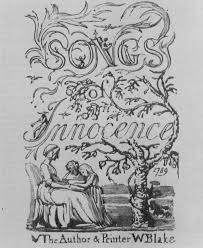 songs of innocence and songs of experience manchester etching