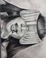 charcoal sketch custom made u0026quot get your sketch ready u0026quot