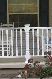 porch railing post caps