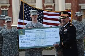 scholarship information army rotc baylor university