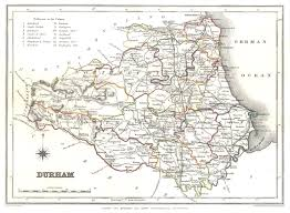 Cheshire England Map by Map Of Durham England You Can See A Map Of Many Places On The