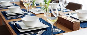 How To Set A Table How To Set A Table Crate And Barrel
