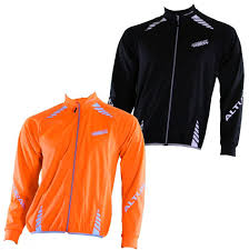 cycling windbreaker jacket altura night vision windproof cycling jacket 29 99 jackets