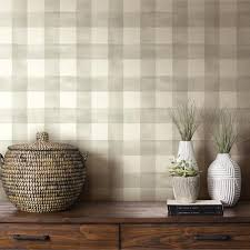 york wallcoverings home design york wallcoverings joanna gaines magnolia home watercolor check