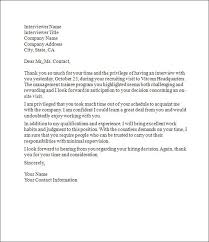 cover letter for second job interview huanyii com