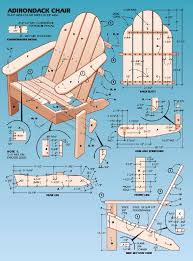 Plans For Patio Chair by Popular Mechanic Adirondack Chair Plan Does Someone Want To Make