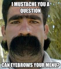Meme Moustache - meme