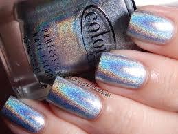 color club blue heaven halo hues light blue holographic holo